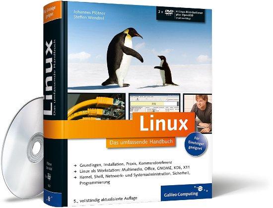 Linux das Handbuch