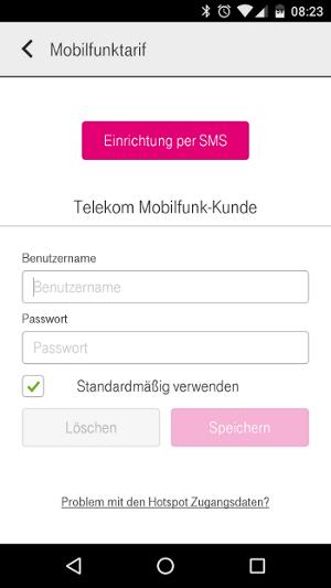 MagentaMobil Start WLAN Hotspot aktivieren